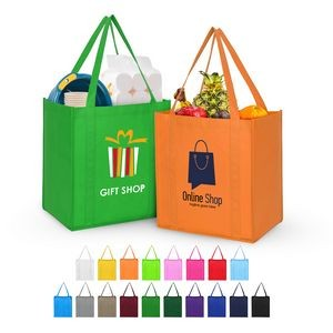 Non-Woven Grocery Tote Bag